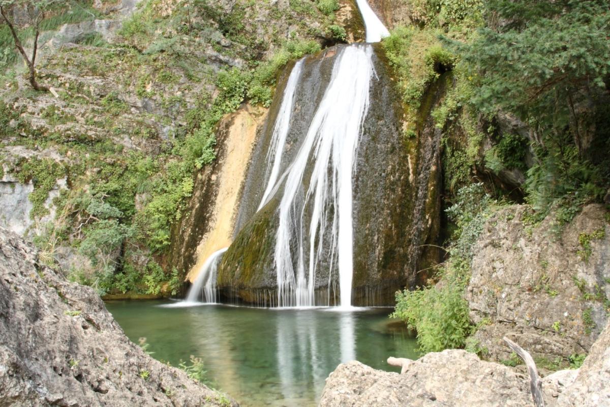Nacimiento Río Mundo Riópar (Albacete) '10