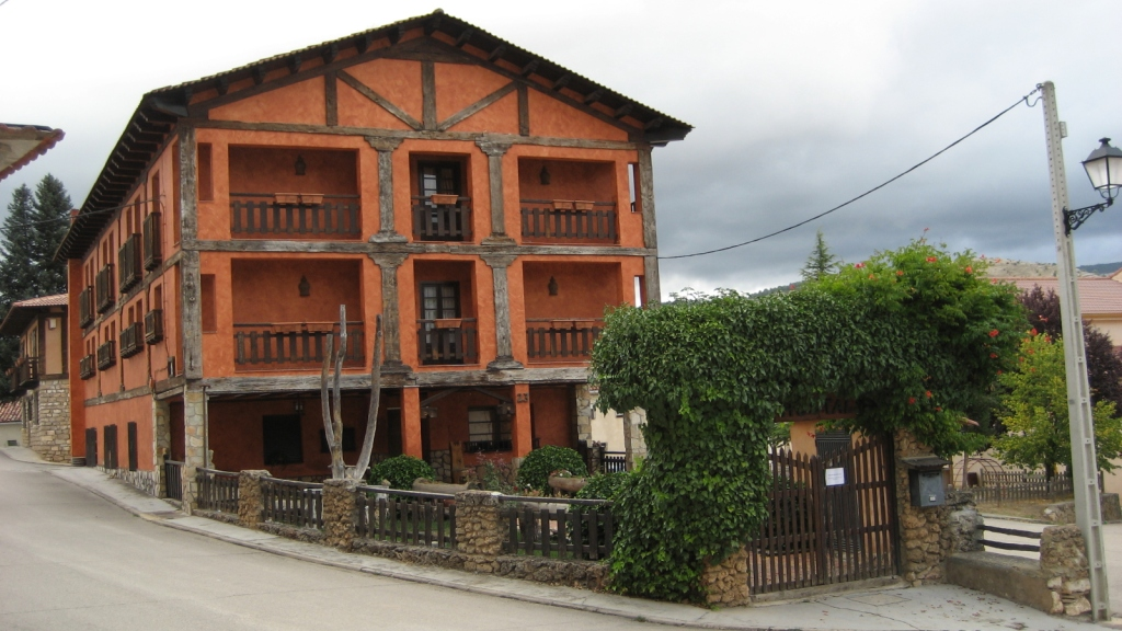 Tragacete (Cuenca), septiembre 2013