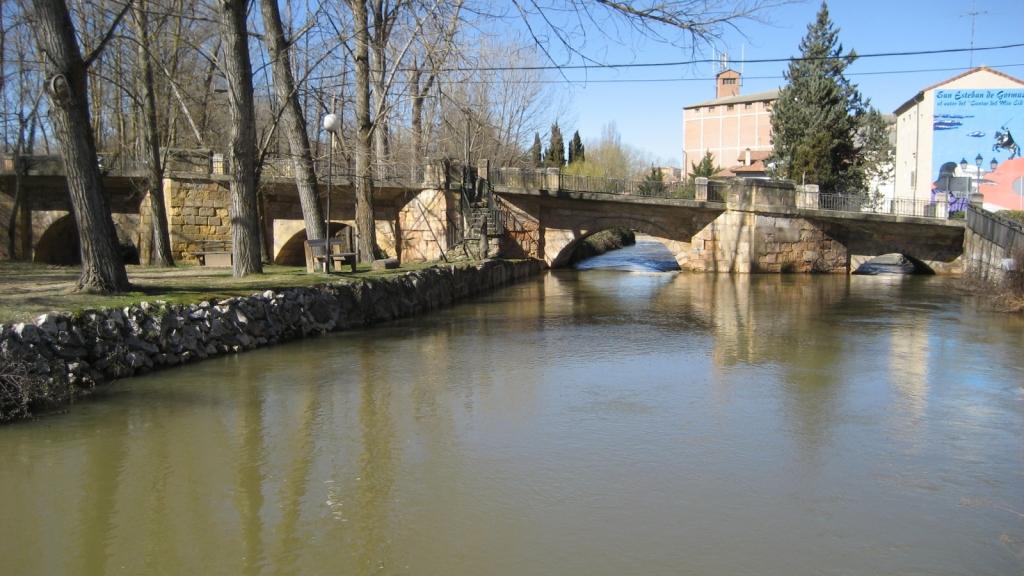San Esteban de Gormaz (Soria) marzo 2014