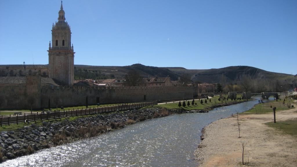 El Burgo de Osma (Soria) marzo 2014