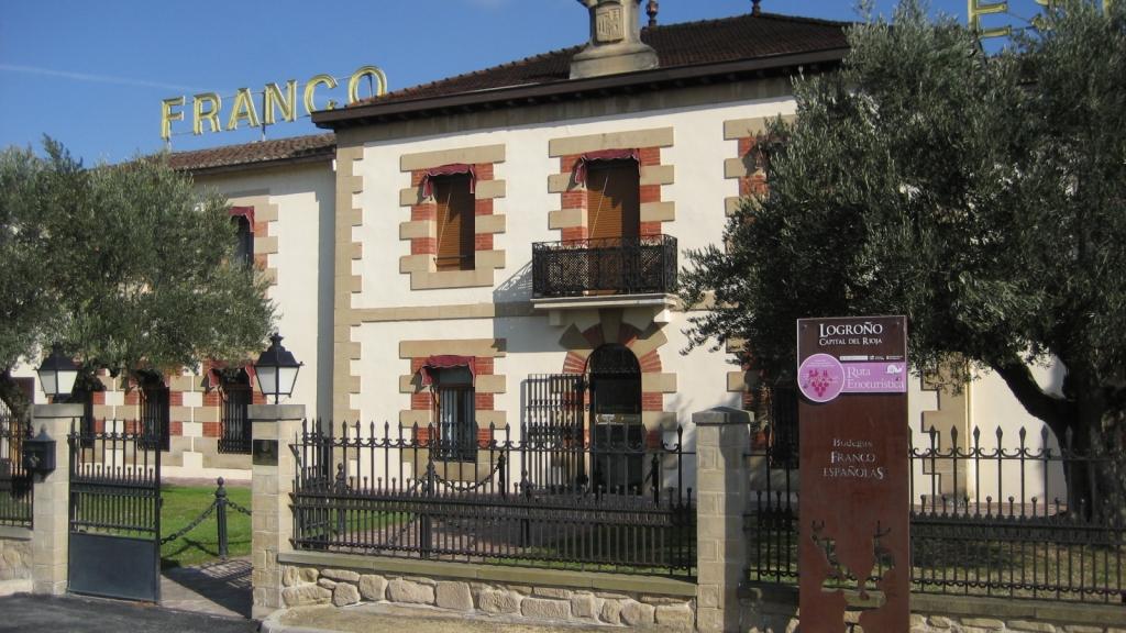 Bodegas Franco Españolas - Logroño (La Rioja) marzo 2014