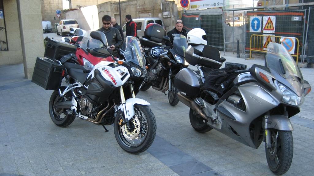 Salida desde nuestro Hotel FG en Logroño