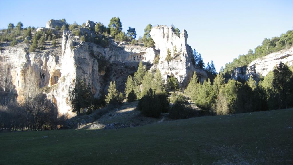 El Cañon del Río Lobos (Soria) marzo 2014
