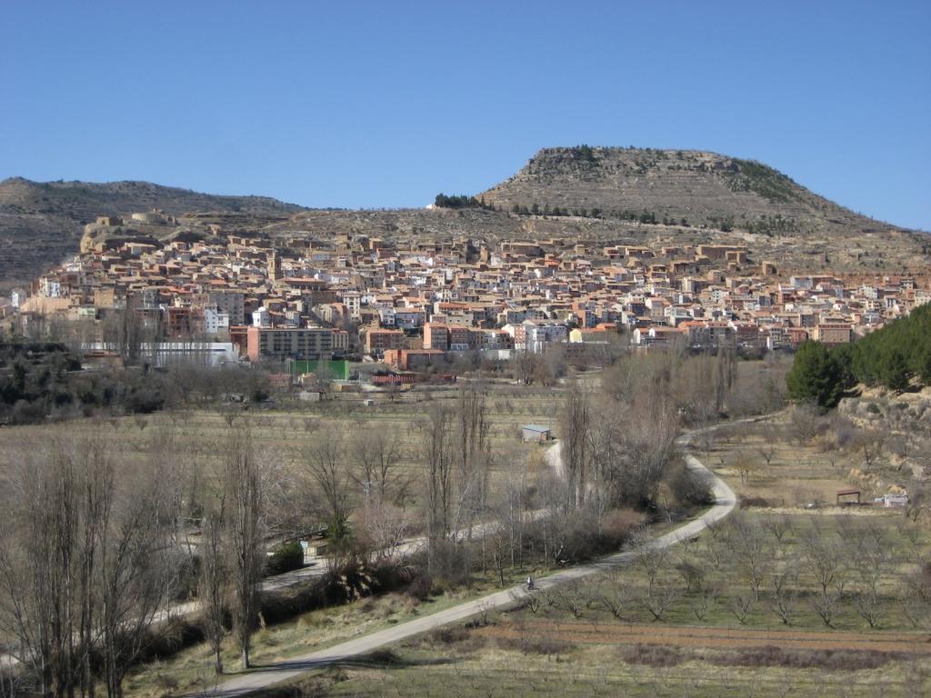 Ademuz (Valencia) marzo 2014