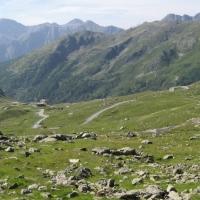 Los Alpes '14 - Día 7: Gran San Bernardo - Saint Oyen (Italia)