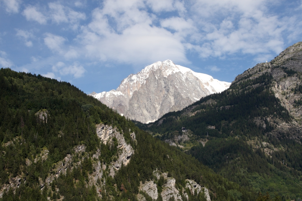 Mont Blanc (Courmayeur, Italia)