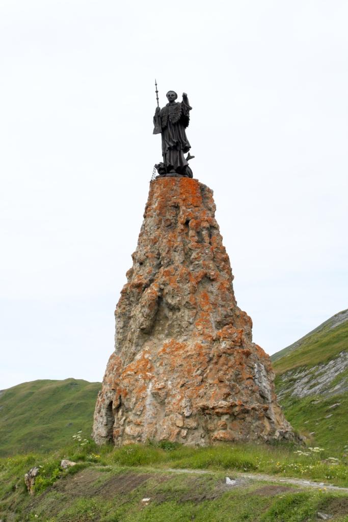 "Col du Petit Saint-Bernard (Francia) - Coordenadas GPS: 45°40'15.5""N 6°52'30.6""E"