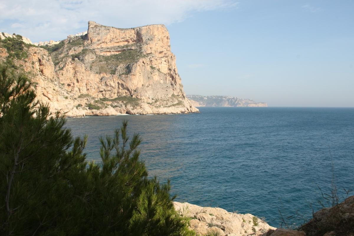 Cala del Moraig - Cabo de La Nao (Alicante) '14