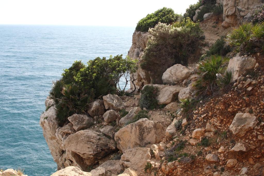 Cala del Moraig (Alicante)
