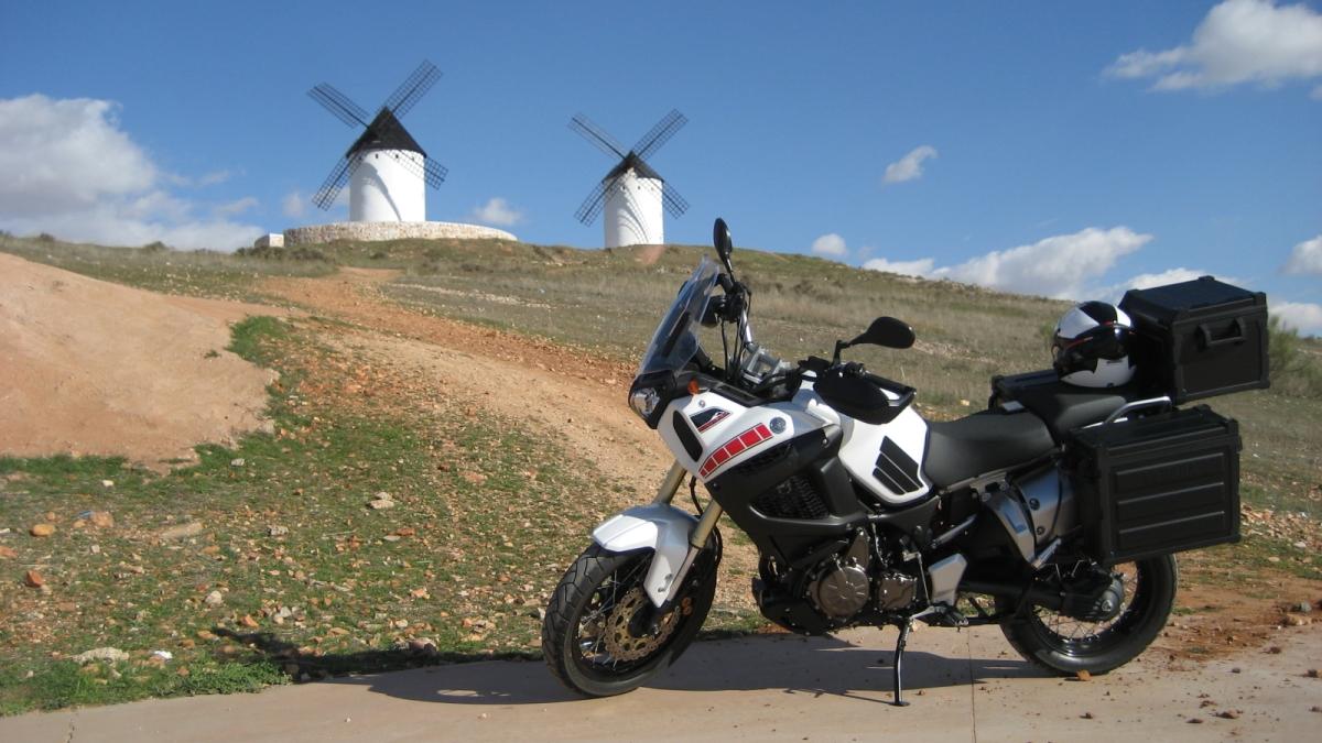 Viajes en moto