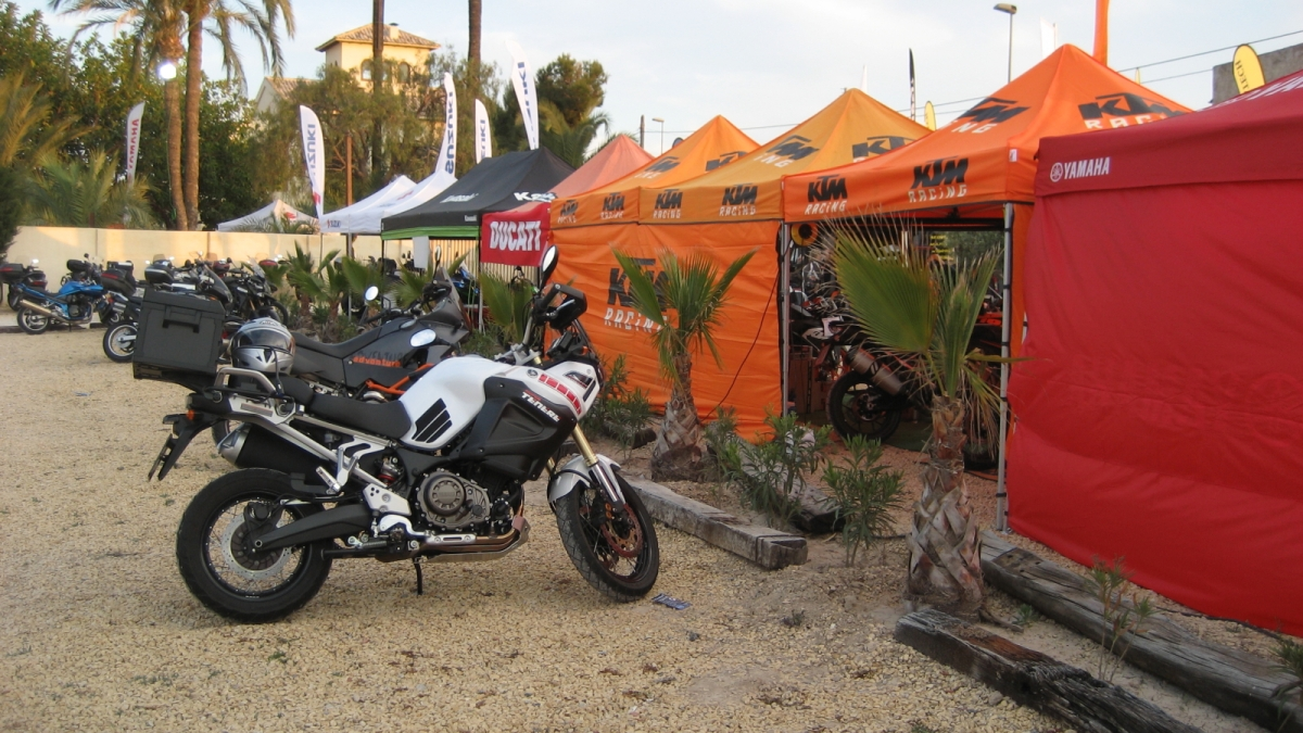 Touratech Travel Event San Juan (Alicante) '15